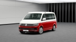 VW California Camper huren